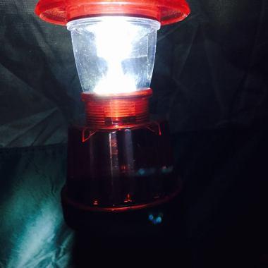 Little Shiny Red Lantern