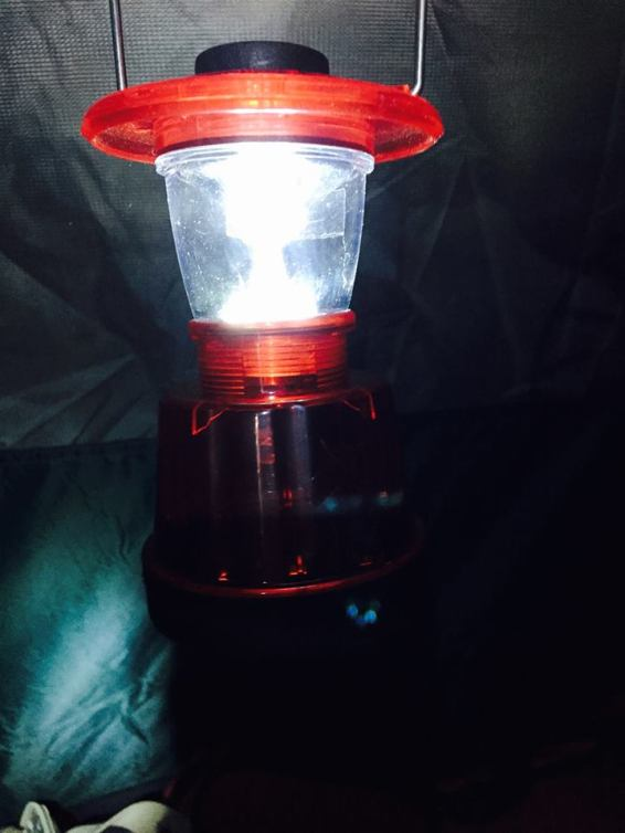 Little Shiny Red Lantern